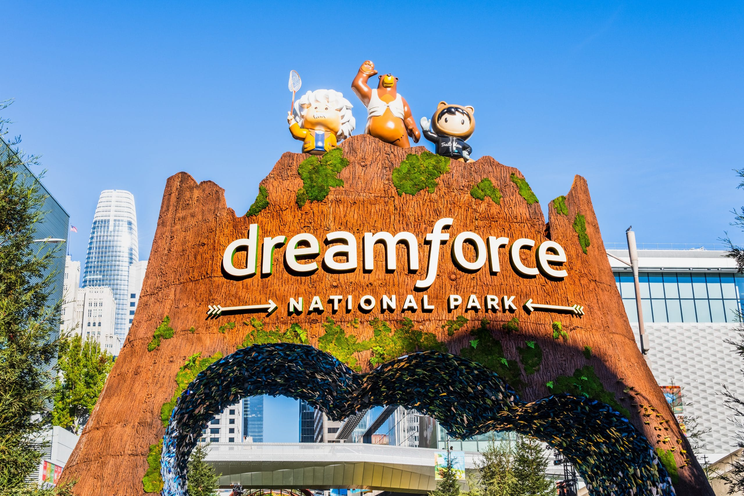 Dreamforce - National Parc