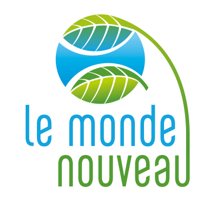 Logo - Forum Le monde nouveau