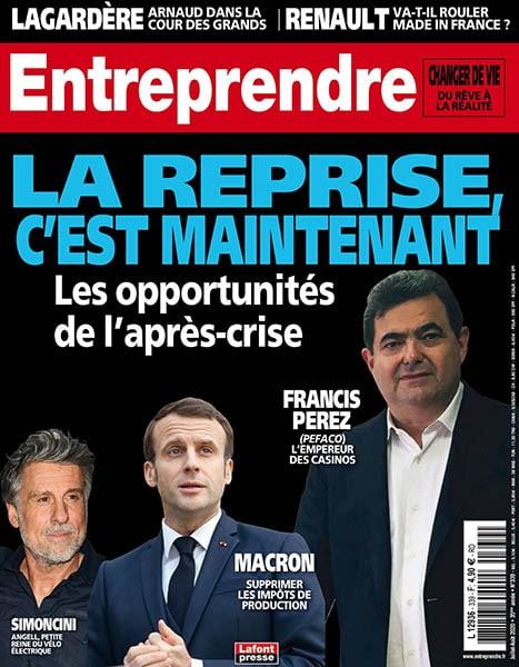 Article-Entreprendre-Eurex